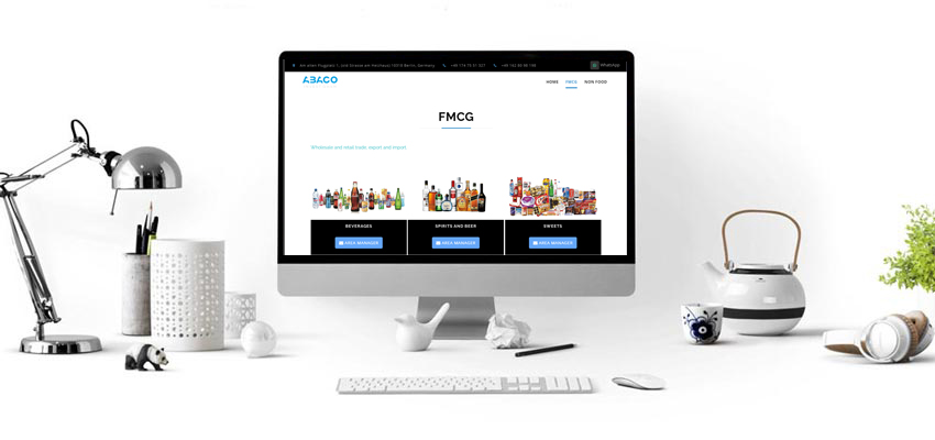 Proyecto Web Abaco Invest GmbH