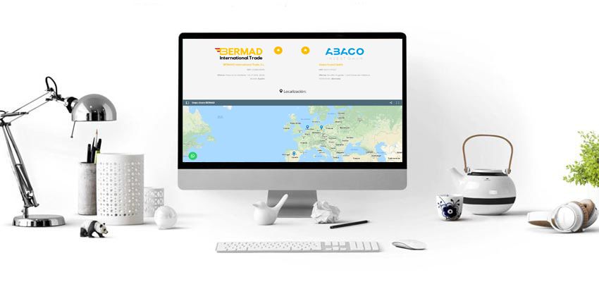 Proyecto Web BERMAD International Trade