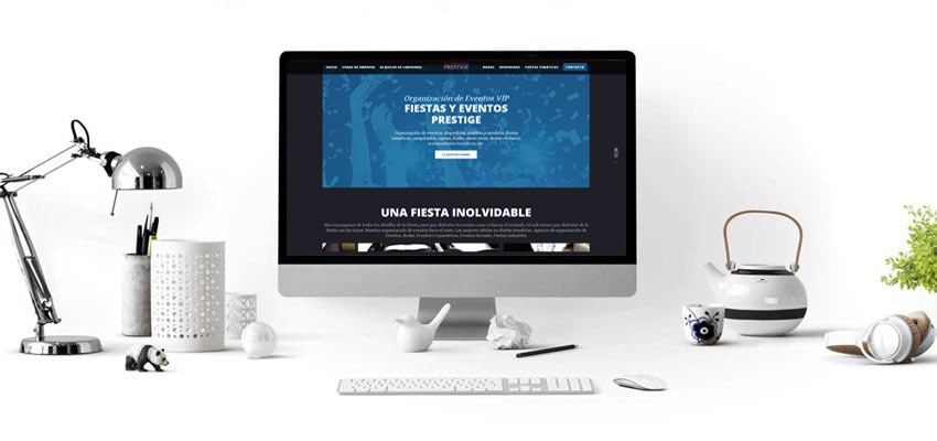 Proyecto Web Fiestas Y EVENTOS PRESTIGE